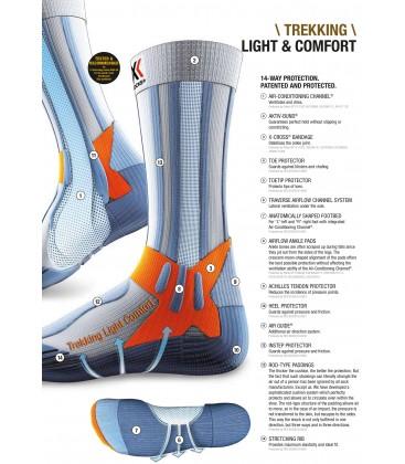 X-SOCKS Trekking Light & Comfort