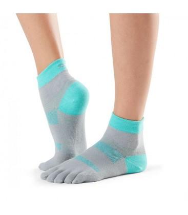 Toesox Sport Sock Minnie Blauw