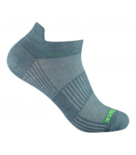 Wrightsock Coolmesh Low Tab Licht Grijs
