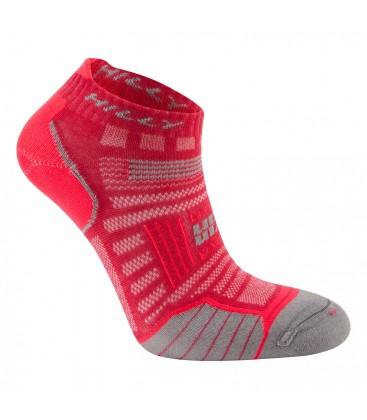 Hilly TwinSkin Socklet Oranje