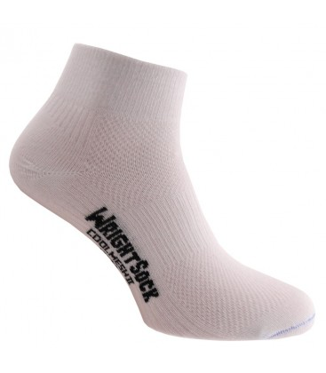 Wrightsock Coolmesh Quarter Wit
