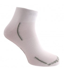 Wrightsock Stride Quarter wit