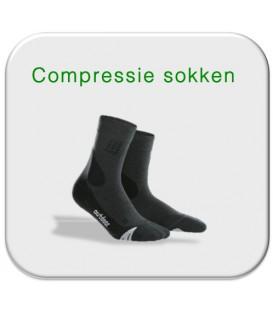 Compressie wandelsokken