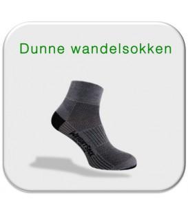 Dunne wandelsokken