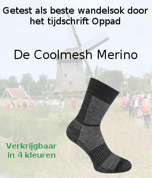 Wrightsock Coolmesh Merino wandelsokken